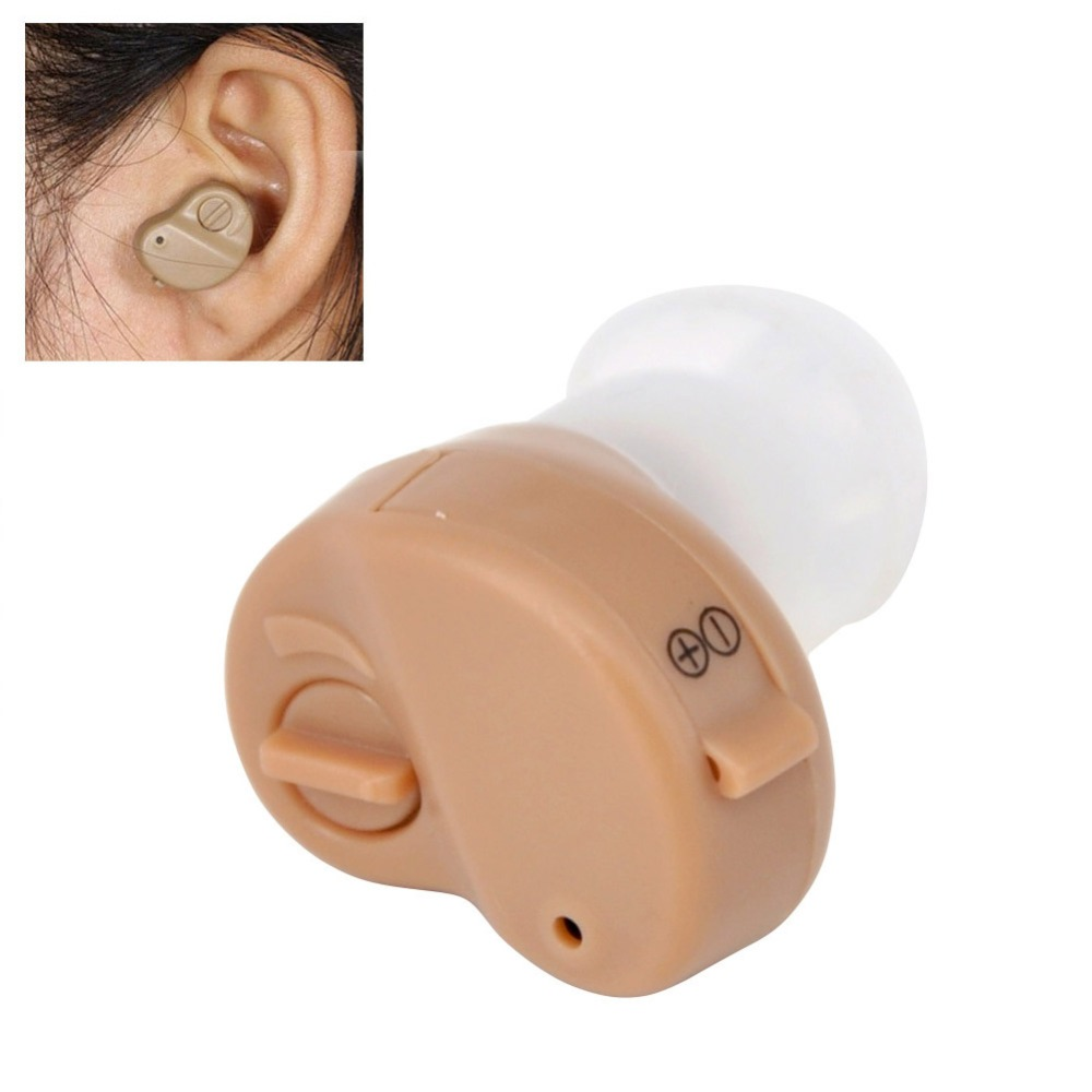 K-80 Hearing Aid Portable Mini In The Ear Invisible Sound Amplifier Adjustable Tone Digital Ear Care AidsK-80 Hearing Aid Portable Mini In The Ear Invisible Sound Amplifier Adjustable Tone Digital Ear Care Aids