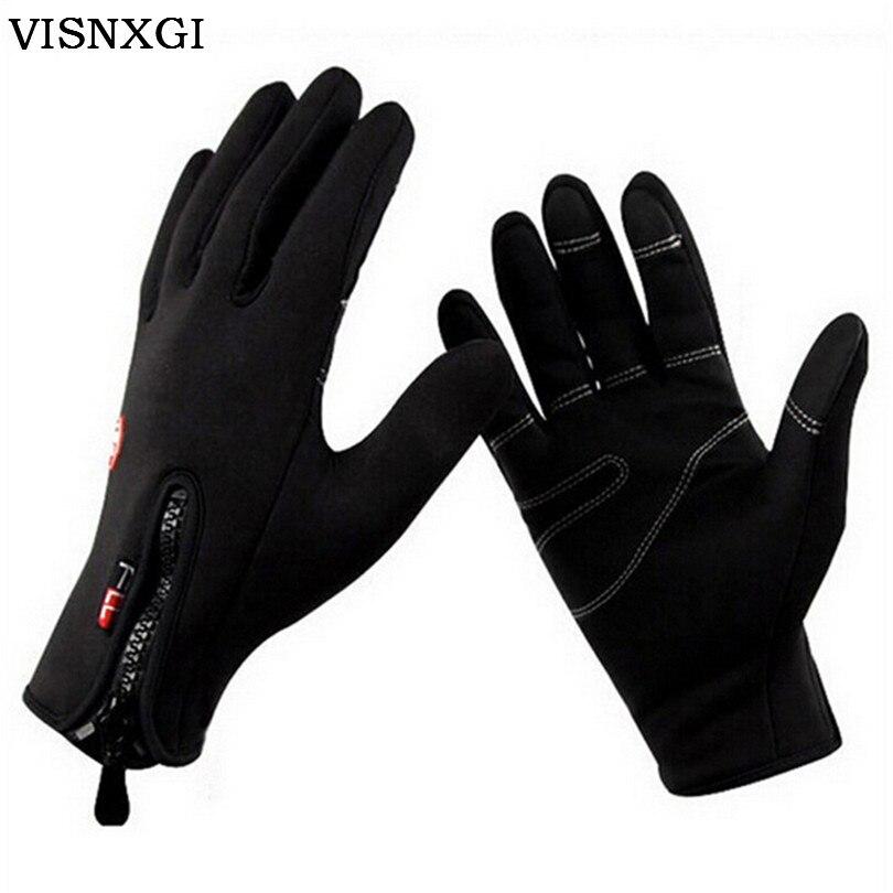 VISNXGI 2018 Women Gloves Unisex s