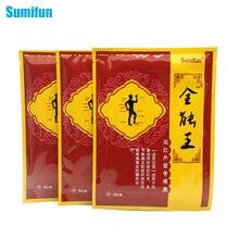 Sumifun 24 Pcs/3 Sacos de Cuidados de Saúde Produto de Tiger Balm Gesso Aliviar A Dor Patch Alívio Da Dor Muscular Ombros Rígidos K00903