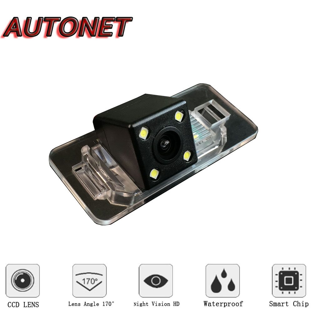 AUTONET Rear View camera For BMW X3 X5 E53 E70 E72 E83/CCD/Night Vision/Reverse Camera/Backup Camera/license plate camera