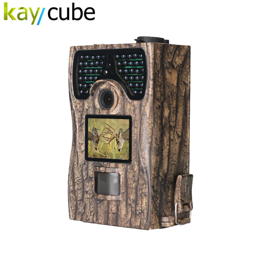 kaycube Upgraded PR-300 HD1080P Hunting Trail Animal Camera 940nm Infrared Hunt 12MP Wildlife Scouting Game Camera free shipping wildlife hunting camera infrared video trail 12mp camera