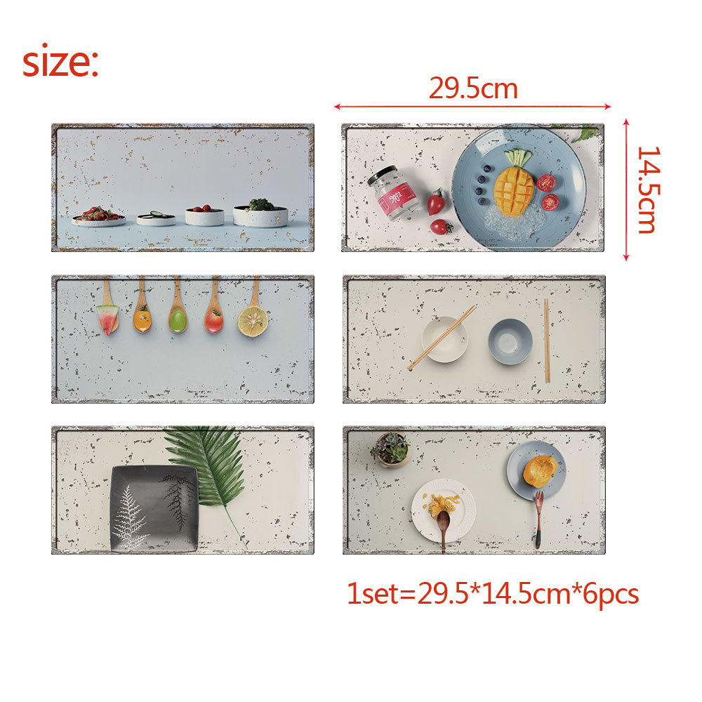 3D Vivid Mango Food Fruit Wallpaper Kitchen Refrigerator Door Stickers Decorative Kids Room Wall Sticker On The Wall Home Decor