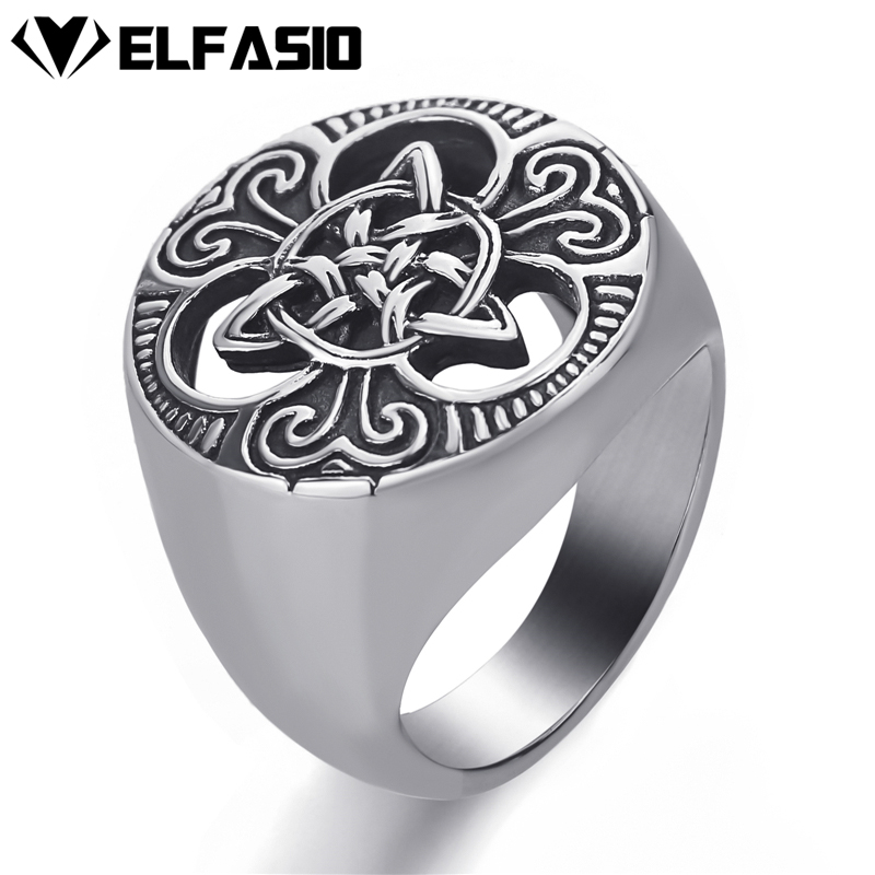 Mens Knot Ring