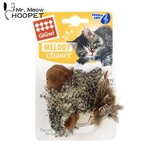 Hoopet игрушка для кошек, птиц, интерактивная обучающая игрушка с перьями, пластиковая игрушка, коготь, тренировочный продукт для кошек, жевательная игрушка
