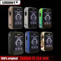 Original Smoant CHARON TS 218 Box Mod With 2 4 Inch Touch Screen Power By 18650