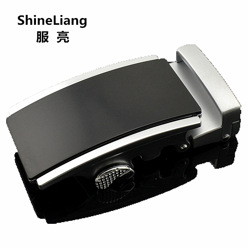Shineliang الجملة التلقائي حزام مشبك للرجال المصممين سبائك عالية الجودة مناسبة لعرض أزياء والجلود 3.5cm