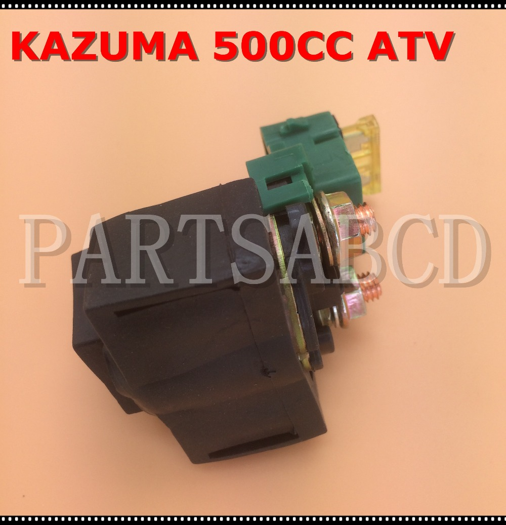 Kazuma 500cfrontdiff Wiring Diagram Library Cycle Electrics Panhead 500cc Atv Quad Starter Solenoid For Bike In Parts