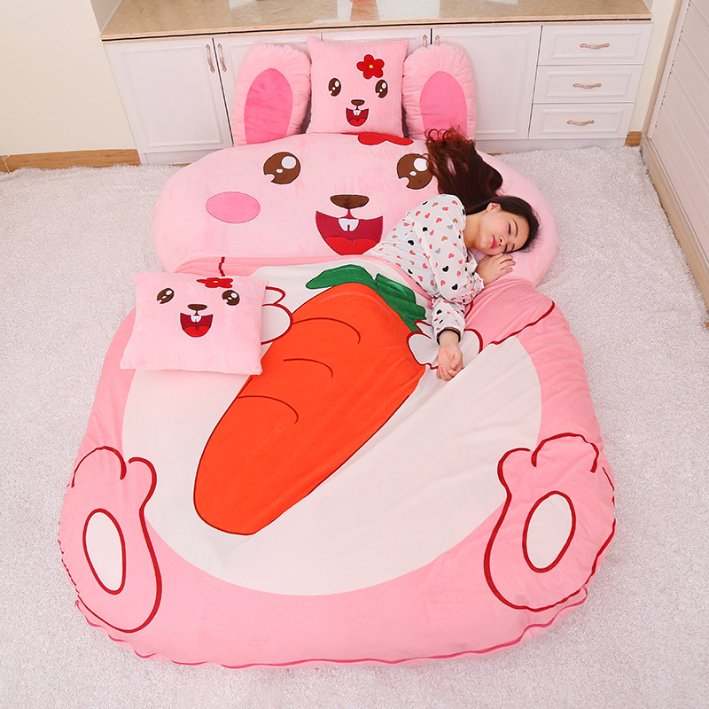 Cartoon Animals Tatami Sofa Bed  1