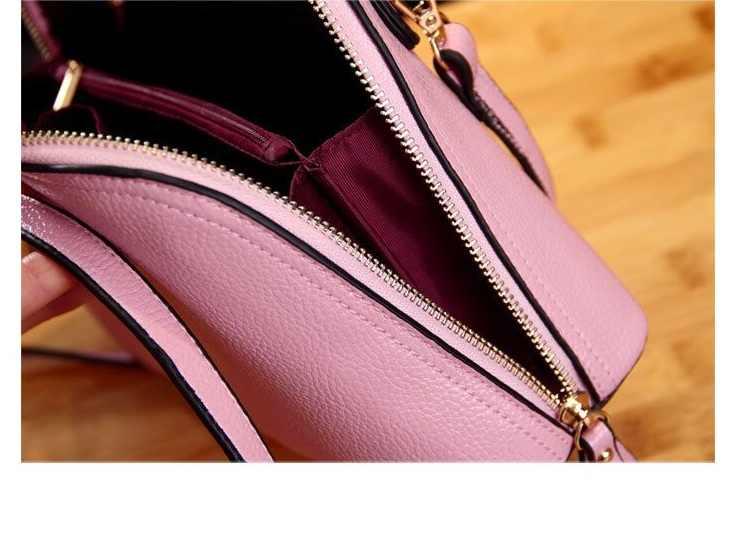 Bolsas de Marca de luxo Designer de Bolsas de Couro Genuíno das Mulheres Casuais Moda Tassel bolsa de Ombro Crossbody Sacos Para As Mulheres 2017X52