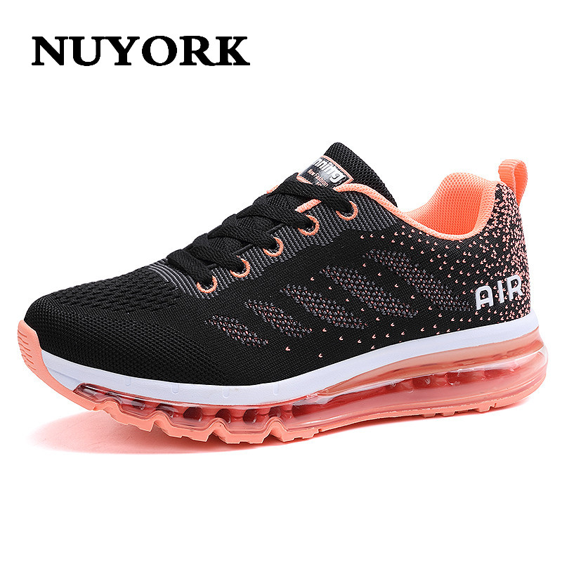 NUYORK hot 2017 new fashion spring women shoes outdoor walking shoes women flats brand breathable tenis feminino casual shoes hot sale new 2017 fashion flats women breathable sport woman shoes casual outdoor walking women flats zapatillas mujer