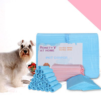 Siheng Pet Dupplies Absorbent Cat Dog Urine Pad Disposable Diaper Pet Dog Mat Nappy Paper Pet