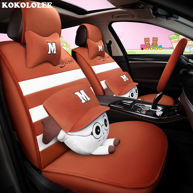 KOKOLOLEE font b car b font seat covers for fiat punto bravo 500x stilo panda grande