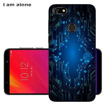 I am alone Phone Bags Lenovo 1