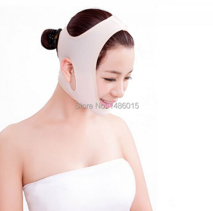 Facial Slimming Bandage Skin Care Belt Shape And Lift Reduce Double Chin Face Mask Face Thining Band high quality precision skin analyzer digital lcd display facial body skin moisture oil tester meter analysis face care tool