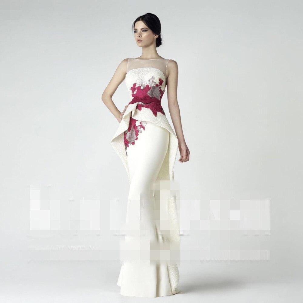 new michael korns saree party gown 2018 robe de soiree courte lace appliques vestidos de formatura   bridesmaid     dress   long