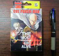 baraja de poker de one punch man barata