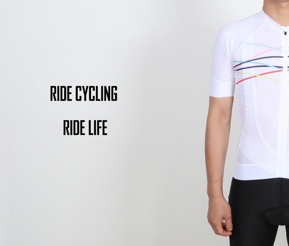2017 SPEXCEL Original Meteor shower white hot summer short sleeve cycling jersey Low collar 14 panels/ 3 textiles top bike shirt