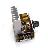 Wsfsホット9500ワット電圧レギュレータ調光器スピードサーモスタットボルトレギュレータ高電