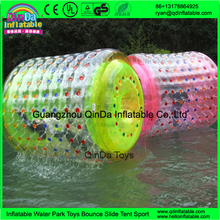 Hot Sale Swimming Pool Used Toys Inflatable Water Roller For Sale water roller ball price
