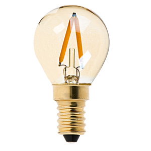 Image 5 - LED regulable bombilla Vintage Edison de filamento de tinte dorado, C35T, C32T, A19, ST45, ST64, G40, G80, G125, Retro, 220V, E27