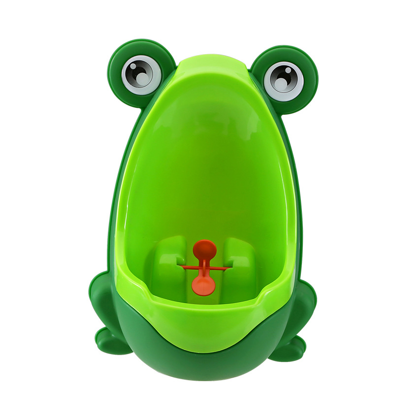 Children Toilet Training Closet Baby Boy Child Frog Stand Vertical Urinals Potty Pee Toilet Infant Toddler Wall-Mounted Urinal