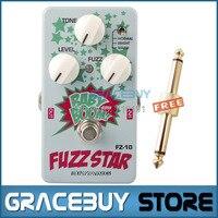 Biyang Baby Boom FZ 10 Electric Guitar Effect Pedal Three Models Fuzz Star Distortion True Bypass