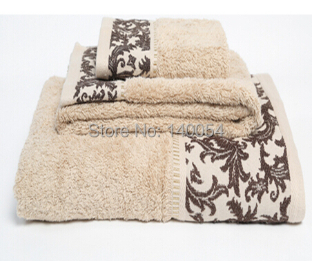 Aliexpress Com Buy Hot 100 Egyptian Cotton Luxury Beach Bath Towel 70 140 Cm Towels Designer Brown Beige D Gray Home Textile From Reliable Towel Cloth