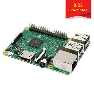 Raspberry Pi 3 Model B Raspberry Pi Raspberry Pi3 B Pi 3 Pi 3B With WiFi & Bluetooth