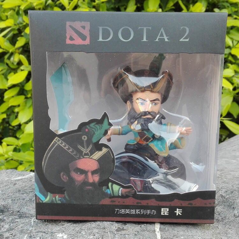 US $4 74 5% OFF 4pcs Dota 2 Game Figure SLARK TINY Doom Boxed PVC Action  Figures Collection dota2 Toys-in Action & Toy Figures from Toys & Hobbies  on