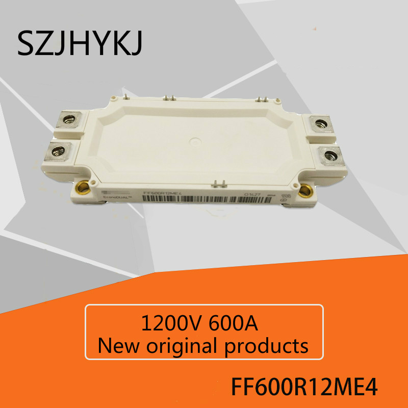 FF600R12ME4 power module spot sales welcome to order [west positive] power igbt module spot direct sales welcome to buy skm150gal12t4