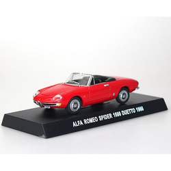 1 43 alfa romeo spider duetto 1966 red vehicle diecast models toys cars.jpg 250x250
