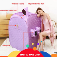 Portable SAUNA BATH Sauna Steam Engine Generator Lose Weight Detox Machine Steam Shower Cabin Hammam Pool Heater Wet Sauna