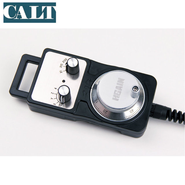 Calt 4 axis cnc electronic handwheel encoder pendant handheld calt 4 axis cnc electronic handwheel encoder pendant handheld encoder mpg controller manual pulse generator tm1469 aloadofball Choice Image