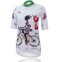 Xintown 2017 Cycling Jersey Tops Ropa Ciclismo Summer Women S Mtb Bike Jersey Shirts Cycling Clothing