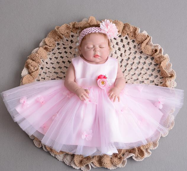 NPK 55cm lifelike reborn baby doll bebes reborn doll playing toys for kids Christmas Gift High quality material silicone dollsNPK 55cm lifelike reborn baby doll bebes reborn doll playing toys for kids Christmas Gift High quality material silicone dolls