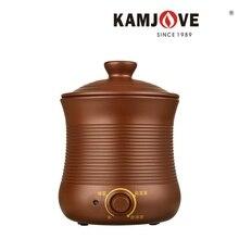 Kamjove incensazione Viola arenacea tè forno di cottura di tè riscaldamento cottura tè bruciatore di incenso