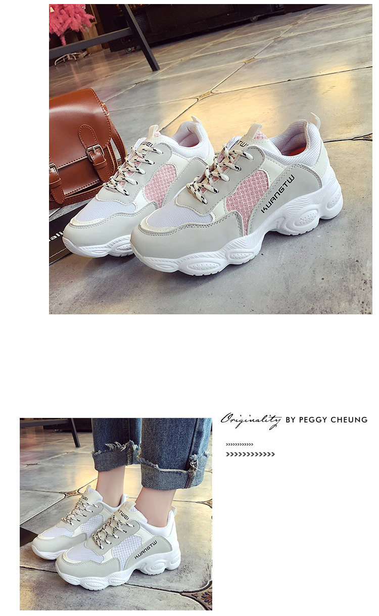 12  New itemizing sizzling gross sales Spring and Autumn web Breathable sneakers girls trainers DKS-186 HTB19 tbd7fb uJkSnaVq6xFmVXaf