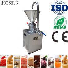 Colloid Mill Peanut Grinder Stainless steel, Almond Butter Maker, Sesame Paste Grinder,Nut Butter Making Machine 110V/220V(China)