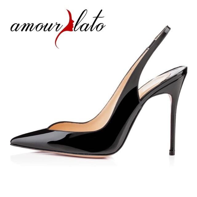 AIWEIYi Elegant Womens Fashion Pointed toe Stiletto High Heels Platform Pumps Dress Shoes  IOC1PGJIT