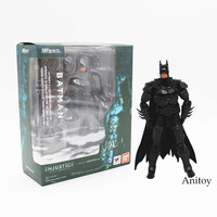 SHFiguarts Batman INJUSTICE Ver PVC Action Figure Collectible Model Toy 16cm KT1840