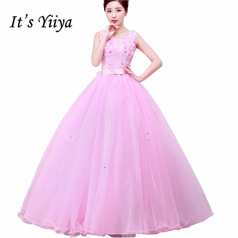 Free Shipping Vestidos De Novia Casamento Waistband Wedding Dresses ...