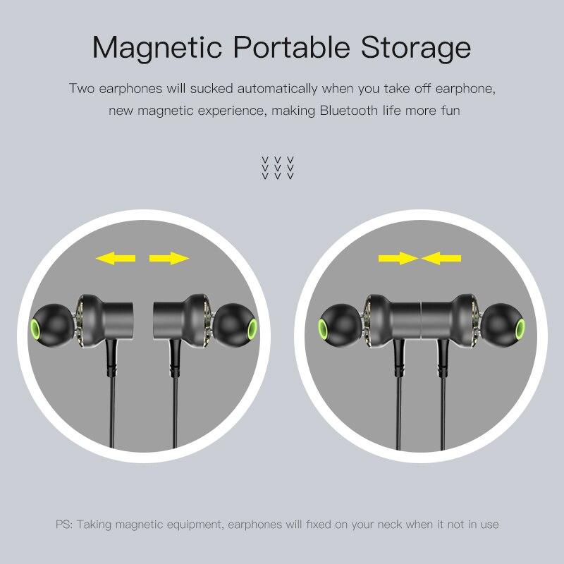 Купить AWEI G20BLS Магнитная Беспроводной наушники с шейным Bluetooth  наушники гарнитуры Динамик Dual Батарея наушники шлем Auriculares Продажа  Дешево. c6e9ae399c487