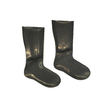 New arrival fetish latex socks seamless 2d socks tight fit calf stockings 3 size seletable