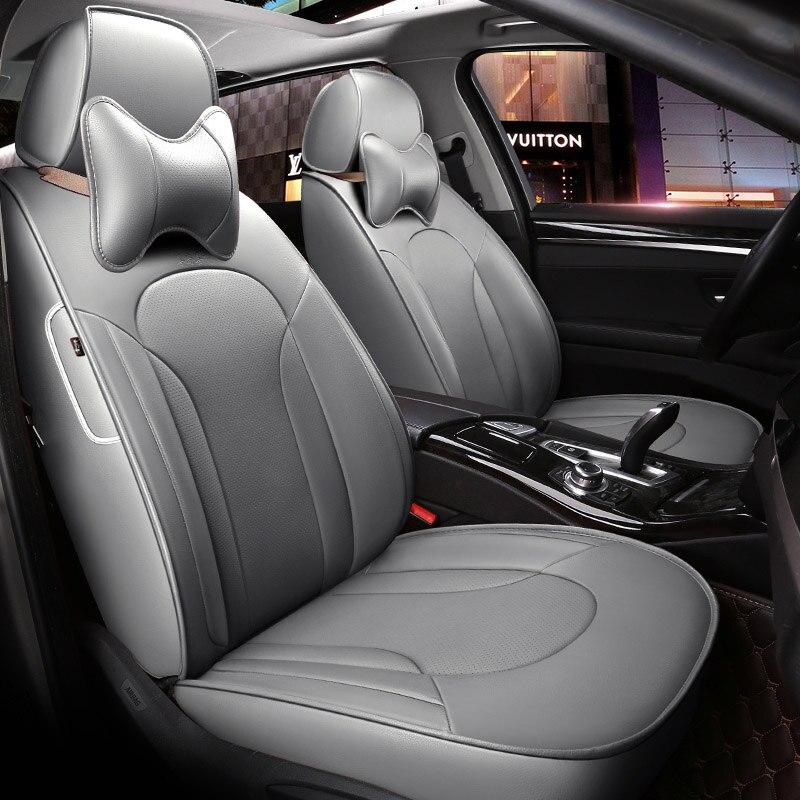 custom made leather car seat cover for hyundai ix35 ix25 sonata santafe tucson elantra accent. Black Bedroom Furniture Sets. Home Design Ideas