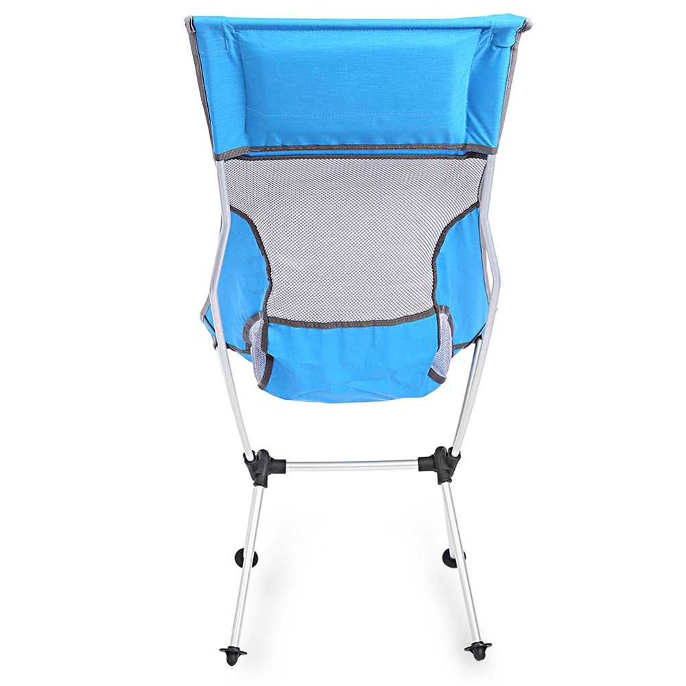 Ultralight Folding Chair Rocking Aluminum Alloy Moon Chair With Bag  Lightweight For Outdoor Camping Picnic Fishing 4 Colors In Fishing Chairs  From Sports ...