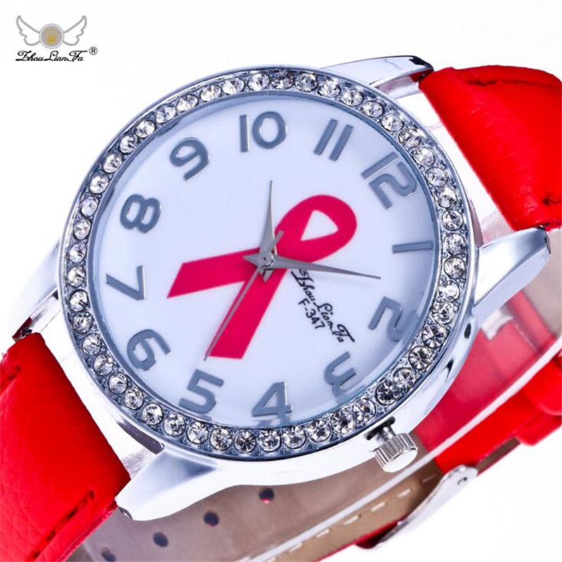 Geneva Digital Diamond Dial Red Leather Strap Ladies Quartz Watch Relojes Mujer 2017 Montre Femme Relogios Feminino Saat B383 luxury brand women diamond quartz watch ladies female dress wristwatch rotatable dial watche s montre femme relojes mujer