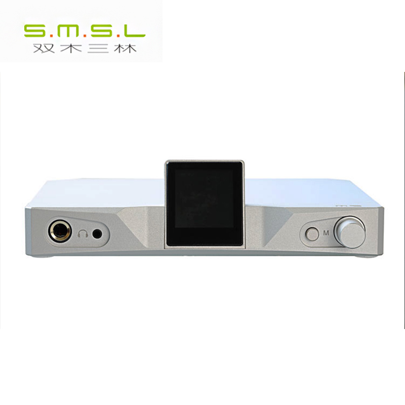цена SMSL M9 Decoder Headphone Amplifier Asynchronous DAC Balanced Headphone Amplifier Suppor DSD512 32bit/768kHz