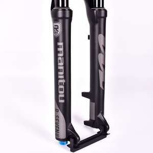Image 5 - 1560g Manitou R7 Pro จักรยาน Fork 26 27.5 Mountain MTB Air จักรยานส้อม Matte สีดำ Suspension PK Machete COMP MARVEL 2020