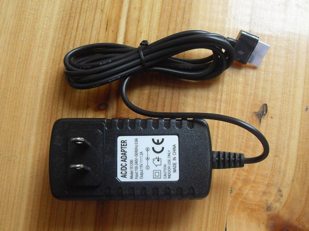 Nouvelle livraison gratuite US chargeur secteur pour ASUS VivoTab RT TF600 TF600T TF701T T801CNouvelle livraison gratuite US chargeur secteur pour ASUS VivoTab RT TF600 TF600T TF701T T801C