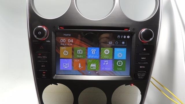 Yokotron 7 capacitive touch car radio dvd autoradio audio yokotron 7 capacitive touch car radio dvd autoradio audio stereo for mazda sciox Images